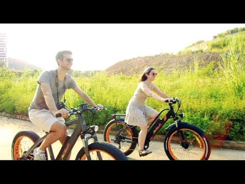 Addmotor MOTAN M-450 And M-560 Electric Mountain Bikes Fat Tire Beach Snow Electric Bicycle