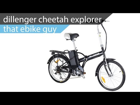 That Ebike Guy - Dillenger Cheetah Explorer 20