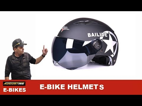 Very Cool Ebike Helmets