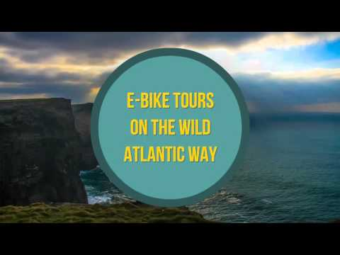 Tours From Galway Wild Atlantic Way Route e bike Cycling Holidays Ireland