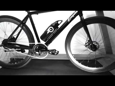 Weight Distribution Matters! Electric Bike Design