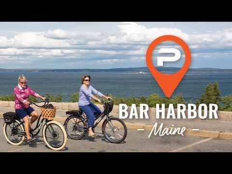 Pedego Acadia | Electric Bike Store | Bar Harbor, Maine