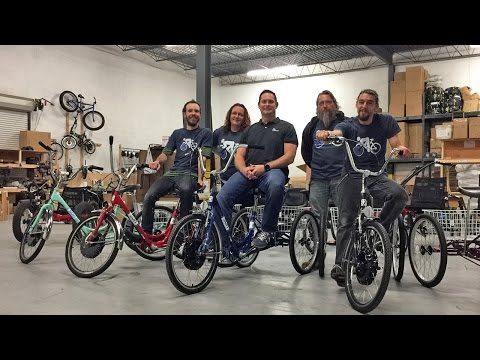 Electric Bike Technologies Visit (EbikeKit.com, ElectricTrike.com, Liberty Trike)
