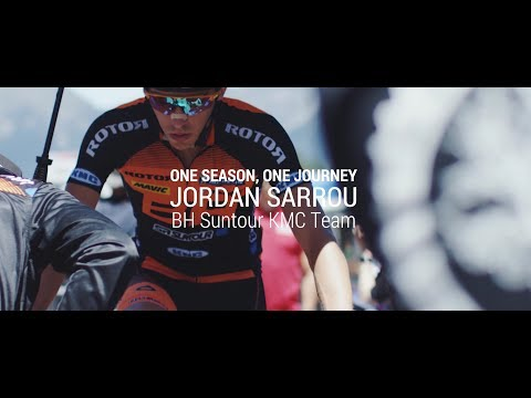 One season, one journey. Jordan Sarrou & BH Lynx Race
