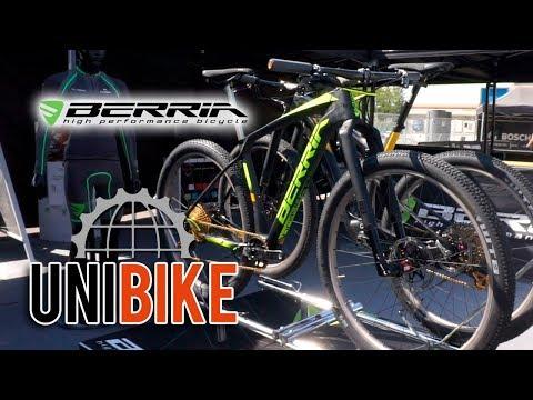 UNIBIKE 2017 - Novedades Berria Bike:  Mako, Bravo y Belador