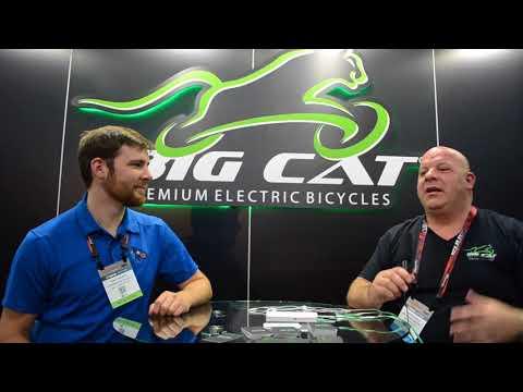 Big Cat Interbike 2017