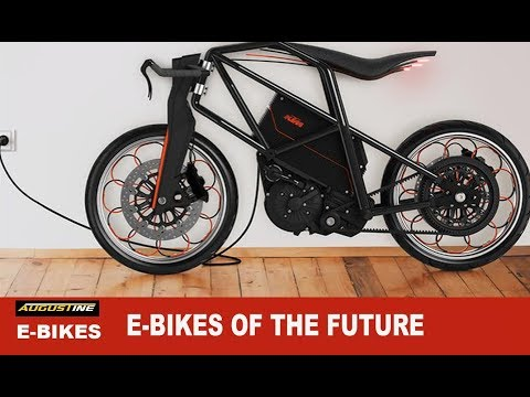 Electric Bikes of the Future