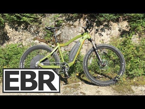 OHM Mountain Video Review - $3.5k Hardtail, BionX D-Series, Electric Mountain Bike
