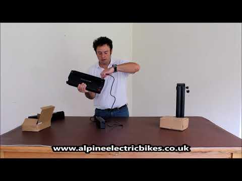 ebike - Alpine Electric Bike Battery Care