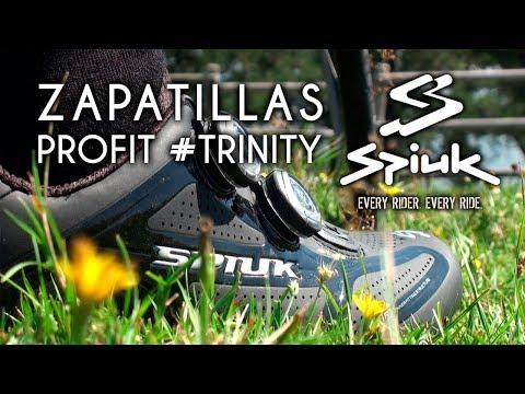 SPIUK PROFIT III. Zapatillas con concepto #TRINITY