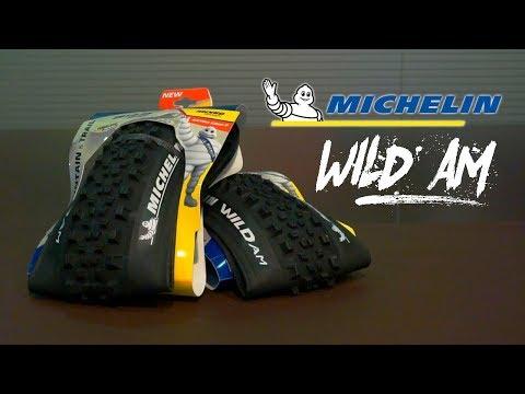 Agarre máximo con los neumáticos MICHELIN WILD All Mountain