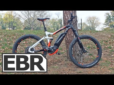Haibike XDURO AllMtn 8.0 Video Review - $7k All Mountain Electric Bike, Magura, Fox