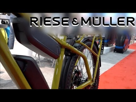 Riese & Müller Interbike 2018