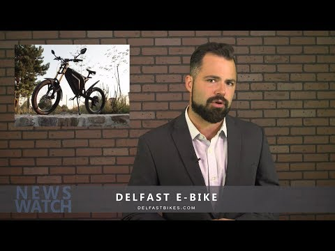 Delfast Electric Bikes - NewsWatch TV