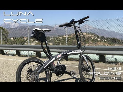 Luna Mini Folding EBike  Independent Review