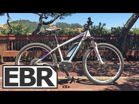 Focus Jarifa 27 Donna Video Review - $2.8k Ladies Cross Country Electric Mountain Bike, Bosch CX