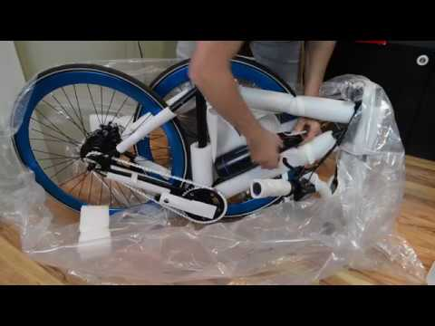 E-Bike Assembly Instruction - Propella Model 2.0