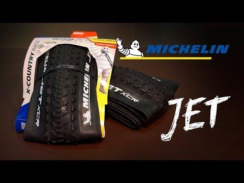 Neumáticos MICHELIN JET para Cross Country