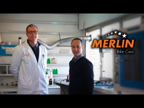 Un día en el laboratorio y la fábrica de MERLIN Bike Care