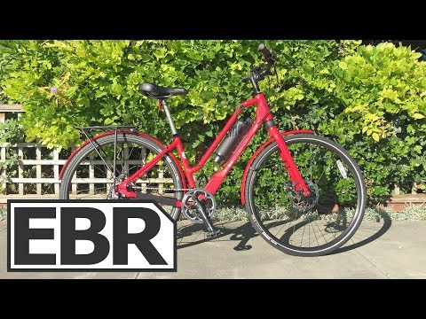Emazing Bike Selene 73h3h Video Review - $2k Smooth Pedal Assist, 3 Sizes, Twist Throttle