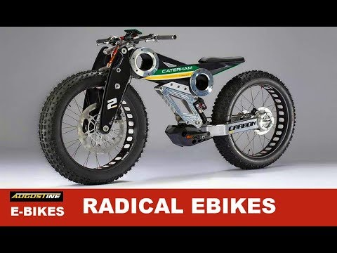 Awesome, Insanely powerful Ebikes | BEST