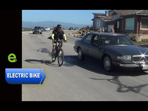 Moving at higher speeds, Riding your Ebike in traffic poses new challenges