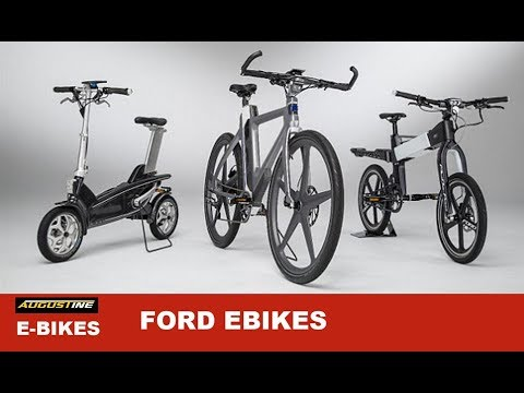 Ford gets into Ebikes in a serious way