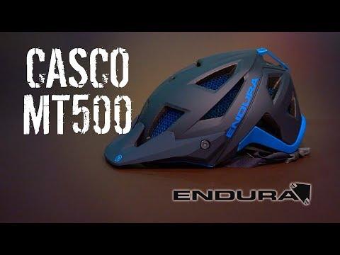 Para los endureros, casco MT500 de Endura