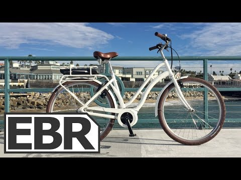 BULLS Cruiser E Video Review - $3.3k Comfortable Electric Bike, Bosch Active Line Plus Motor