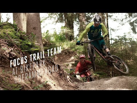 A call for the team | FOCUS Trail Team at Bikepark Oberammergau
