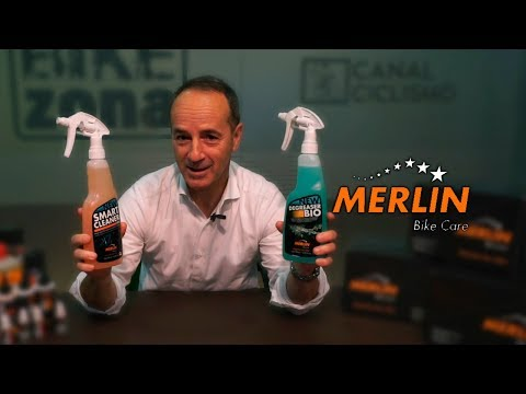 Smart Cleaner y Degreaser BIO de Merlin Bike Care