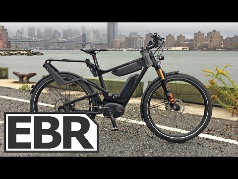 Riese & Müller Delite GT Signature Video Review - $11k Dual Battery, Full Suspension Urban Ebike