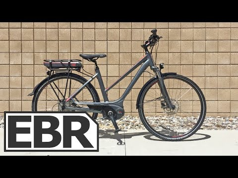 CUBE Touring Hybrid Pro 500 Video Review - $3.2k Trekking Commuting Ebike, Bosch CX