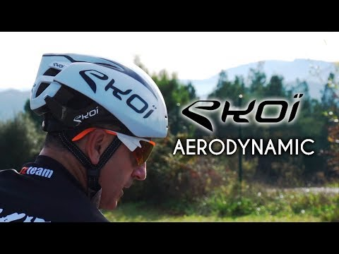 Casco EKOI Aerodynamic