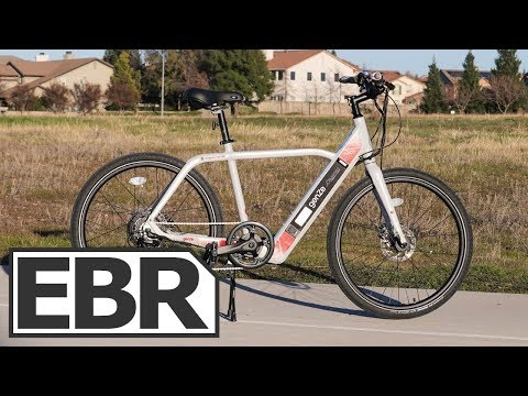 GenZe 200 Series Video Review - $1.9k Urban Electric Bike, Nice Smartphone App