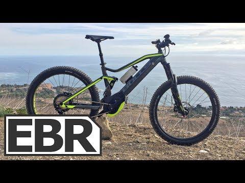 BULLS SIX50 EVO AM 3 Video Review - $5.5k All Mountain Electric Bike, Bosch Powertube