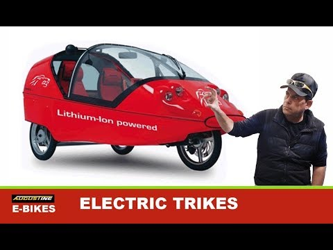 EBike News. Electric Trikes driving transportation change worldwide.
