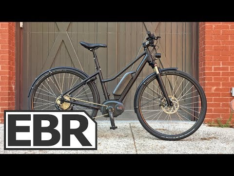 Riese & Müller Roadster Mixte Touring Video Review - $3.9k Hybrid Mid-Step Electric Bike