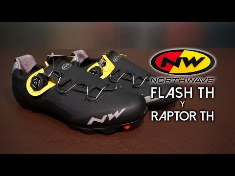 Zapatillas Flash TH y Raptor TH de NORTHWAVE