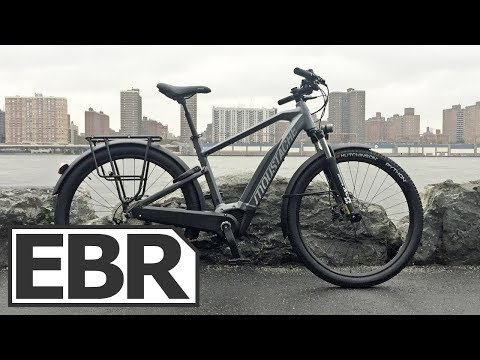 Moustache Samedi 27 XROAD 5 Video Review - $3.8k Trekking, Touring, Bikepacking Electric Bike