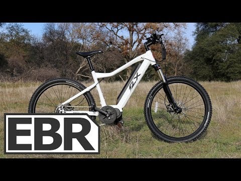 FLX Trail Video Review - $1.9k High-Speed, Throttle, Hardtail, Electric Mountain Bike