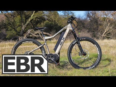 FLX Blade Video Review - $4k Powerful Off Highway Vehicle (OHV) Electric Bike