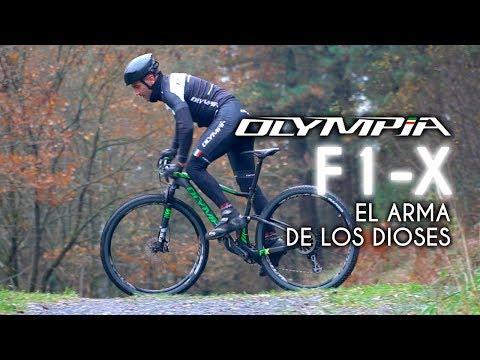 Olympia F1-X: el arma de los dioses