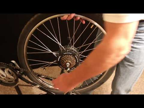 Electric Bike Kit Installation