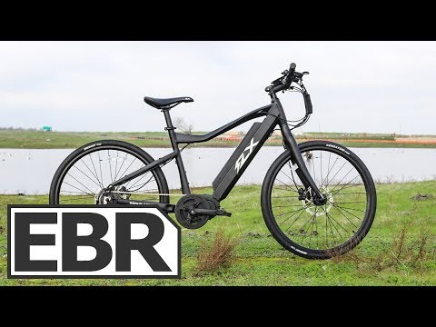 FLX Roadster Video Review - $1.8k Fast but Firm Urban Electric Bike, Road Ready