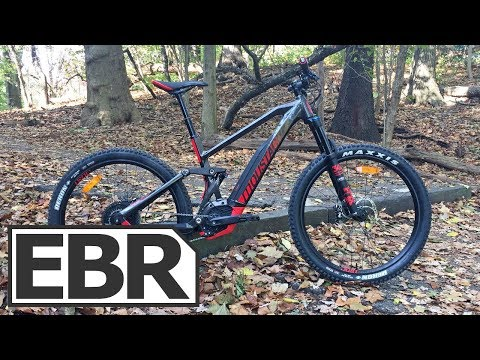 Moustache Samedi 27 Trail 8 Video Review - $5.7k Premium FS Trail Electric Mountain Bike