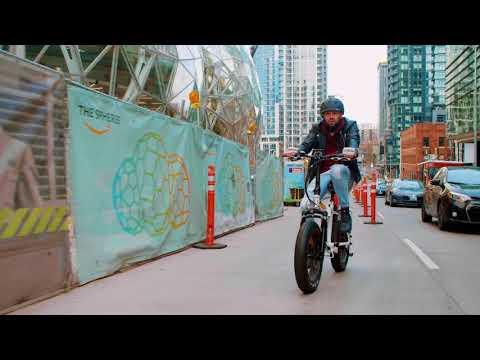 2018 RadMini Electric Folding Fat Bike - Electric Bike from Rad Power Bikes