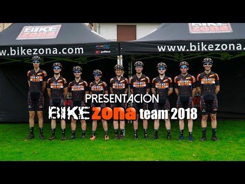 Presentación del BZ Team  2018