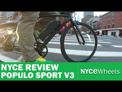 Populo Sport V3 for $999! - Electric Bike Review