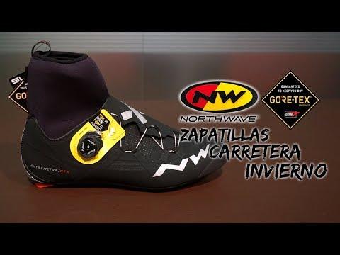 Zapatillas de invierno para carretera con GORE-TEX de Northwave